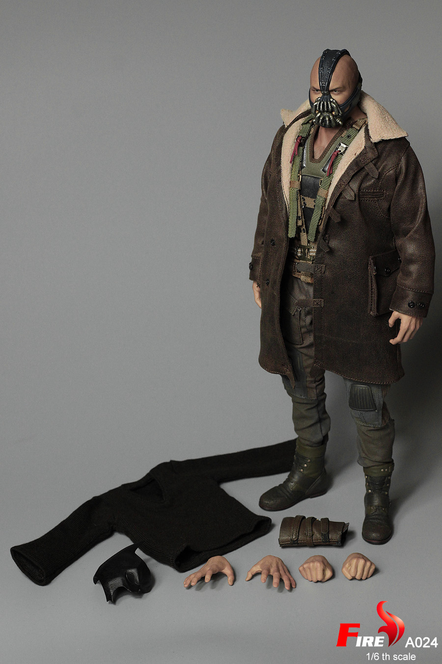 Pre-order 1//6 Scale Fire A024 Bane Action Figure