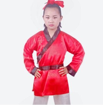 Pre-order ชุดอาเซียน / แพ็คละ 6 ตัว / สีแดง