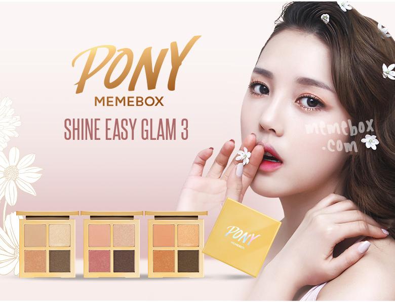 **พร้อมส่ง**Pony Memebox Shine Easy Glam 3 #03 Orange Bloom อายชาโดว์จากคอลเลคชั่นสุดพิเศษโดย Pony หรือพักฮเยมิน บิวตี้กูรูและช่างแต่งหน้าชื่อดังจากเกาหลี อายชาโดว์ 4 เฉดสีโทนส้ม เนื้อซิลกี้นุ่มเนียน เกลี่ยง่าย เพิ่มสีสันให้ดวงตาเปล่งประกายสดใสและโดดเด่น