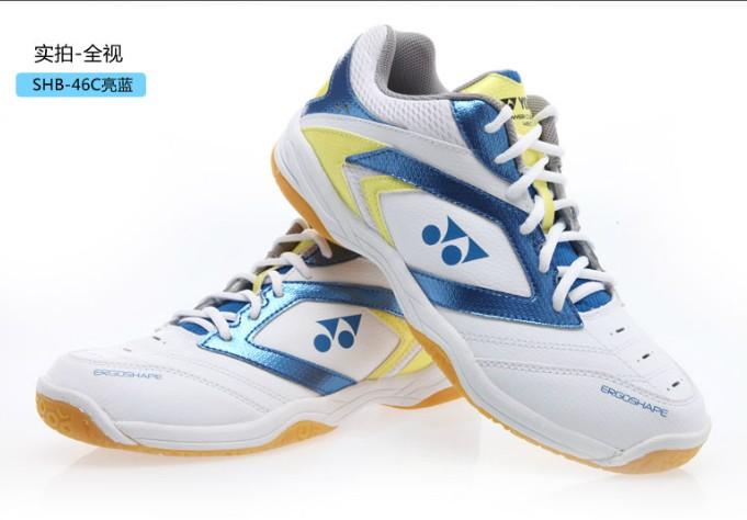 Pre-order รองเท้าแบดมินตัน YONEX รุ่น SHB-46C สีน้ำเงินขาว