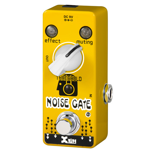 Xvive Effect Noise Gate V11