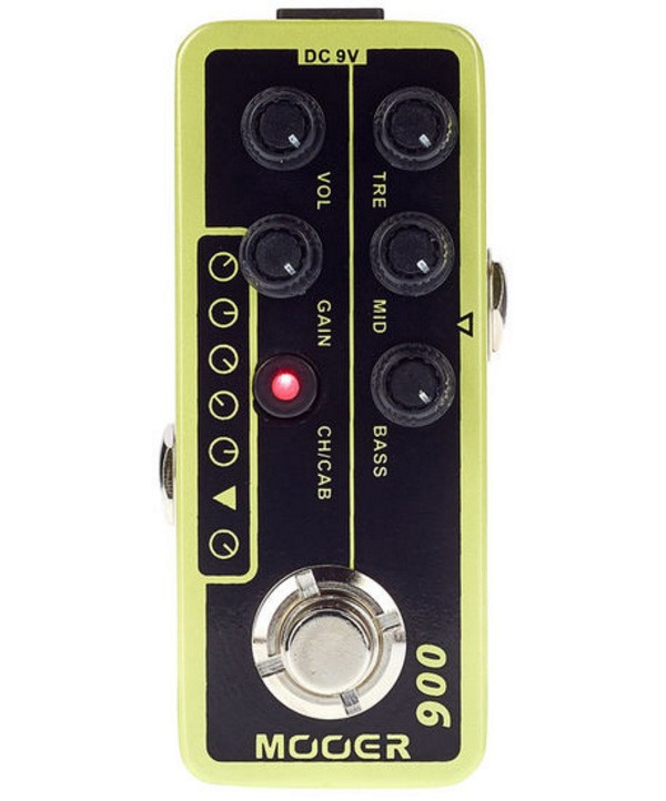 Mooer Micro Preamp 006 US Classic Deluxe - Fender Blues Deluxe