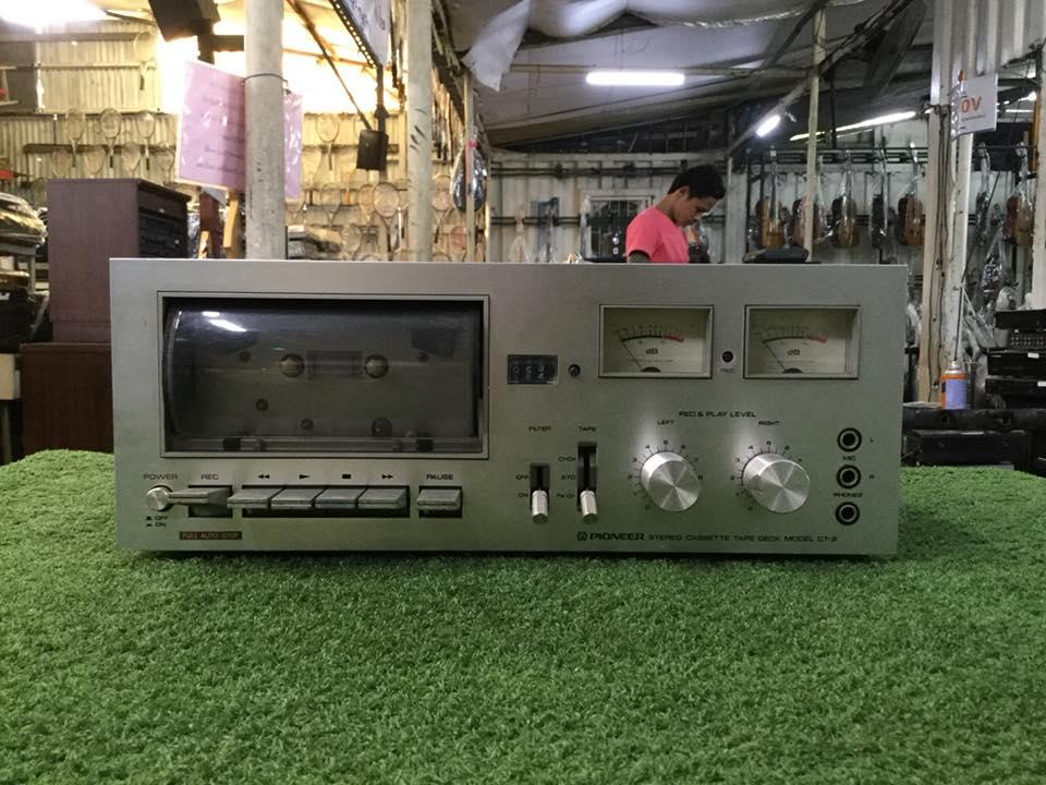 เครื่องเล่นเทป Pioneer CT-2