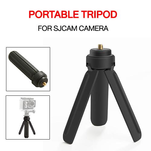 Portable tripod for SJCAM camera