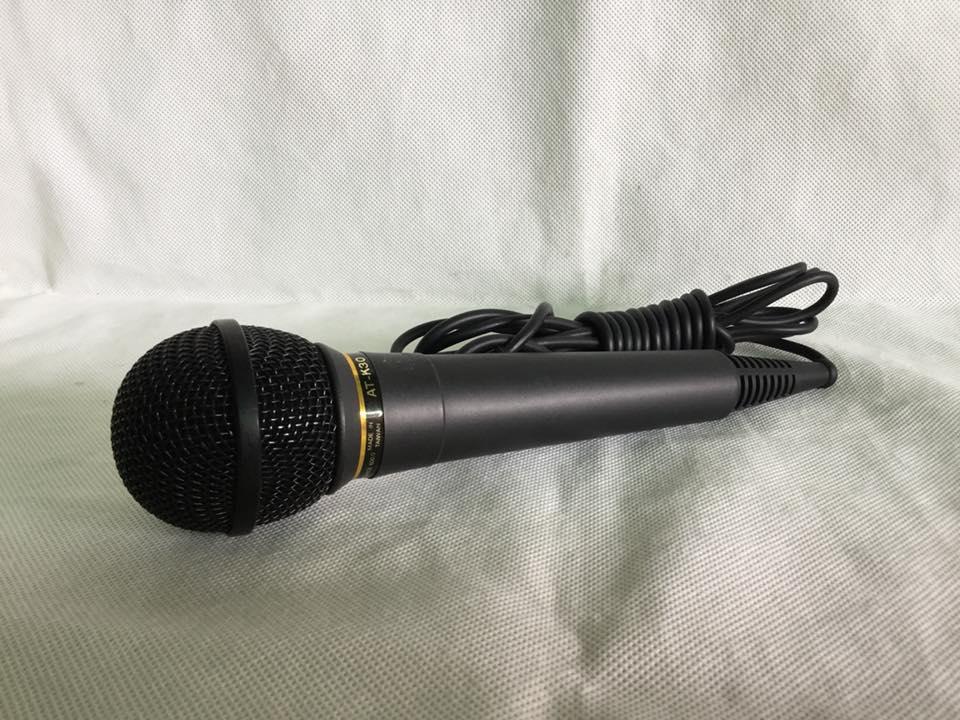 ไมโครโฟน AUDIO-Technica AT-K30