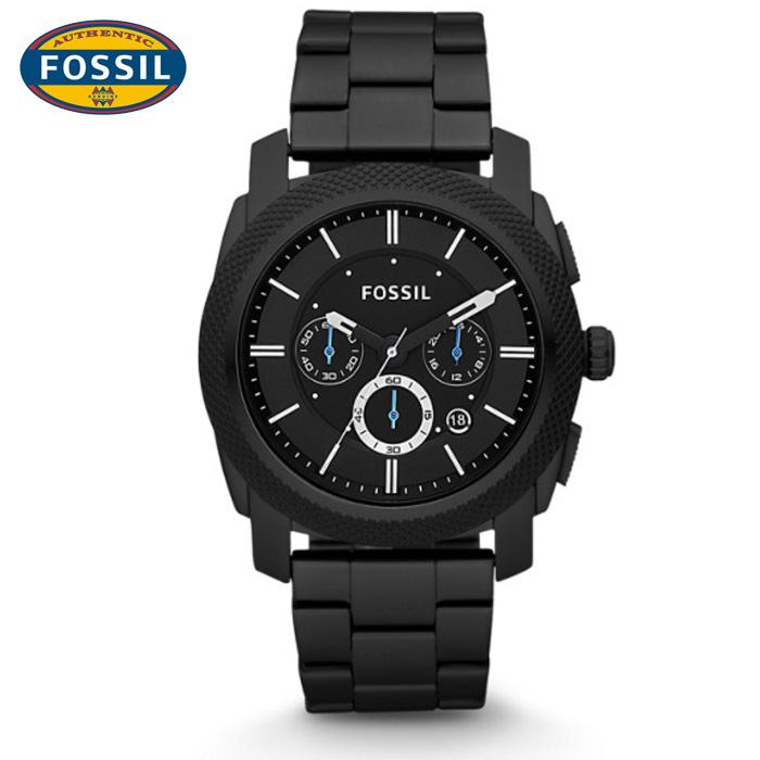 นาฬิกา FOSSIL FS4552 Men Watch Chronograph Stainless นาฬิกา Chronograph