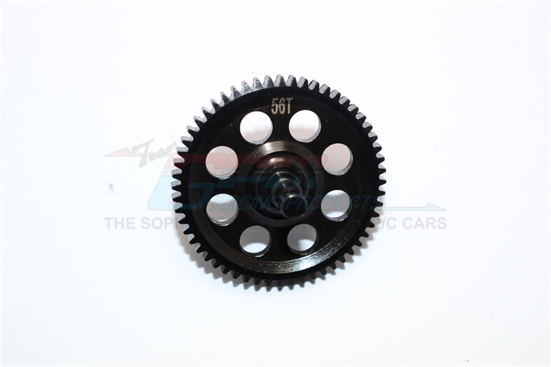 STEEL #45 SPUR GEAR 56T- 1PC