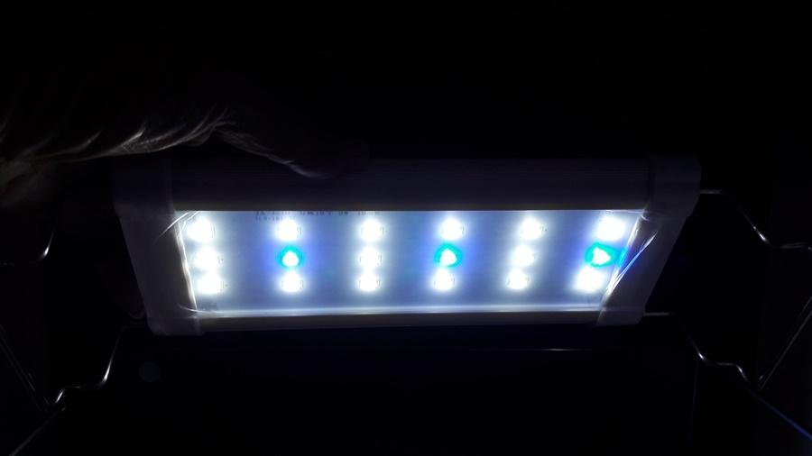 โคมพาด LED สีขาว*AL-450P* 46-55cm