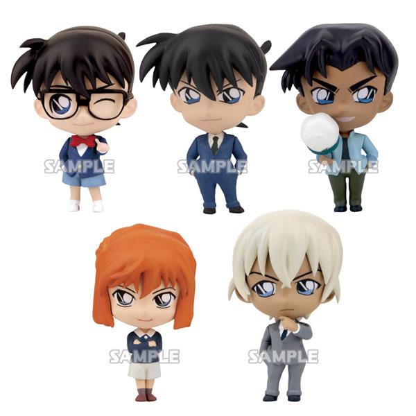 Detective Conan - Collection Figure 6Pack BOX(Pre-order)