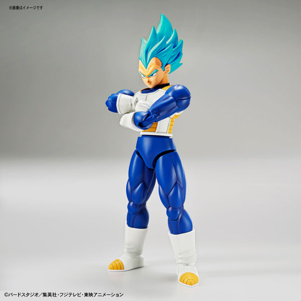 "Figure-rise Standard - Super Saiyan God Super Saiyan Vegeta Plastic Model ""Dragon Ball Super""(Pre-order)"