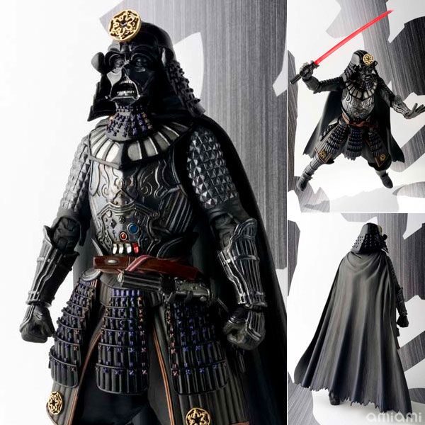 "Meishou MOVIE REALIZATION Samuraidaishou Darth Vader ""Star Wars""(Pre-order)"