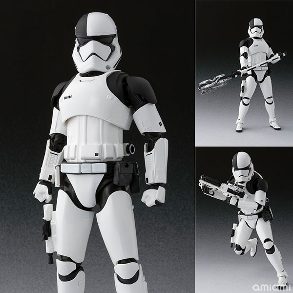 S.H. Figuarts - First Order Executioner (The Last Jedi)(Pre-order)