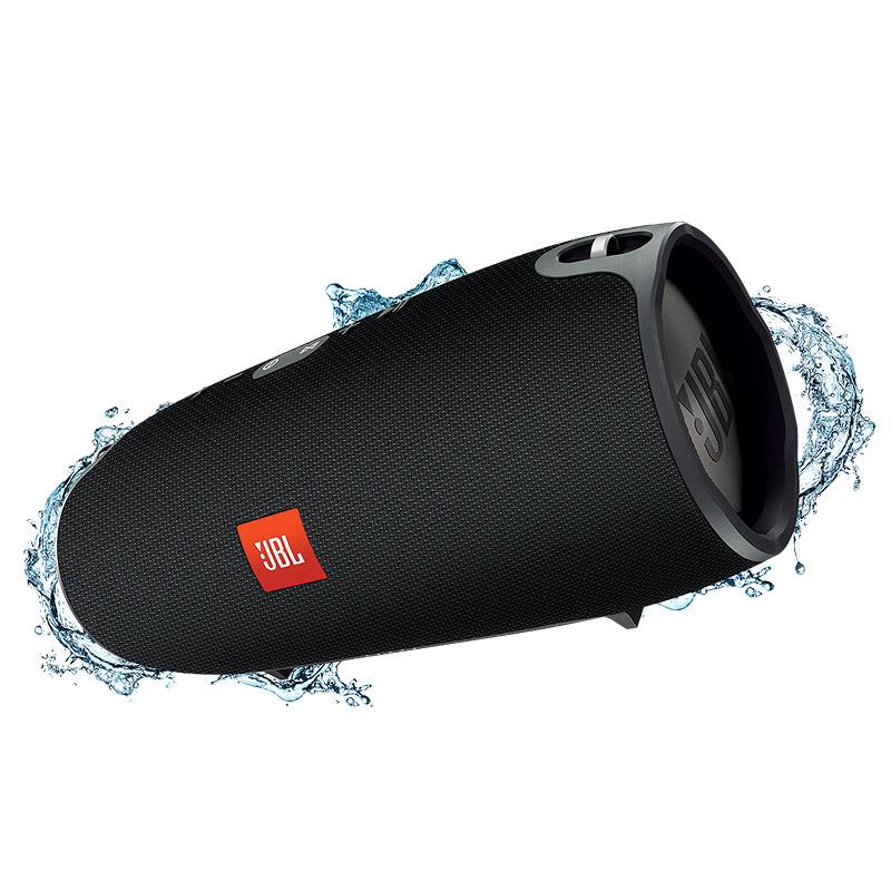 ลำโพงพกพา JBL XTREME Bluetooth Speaker (Black)