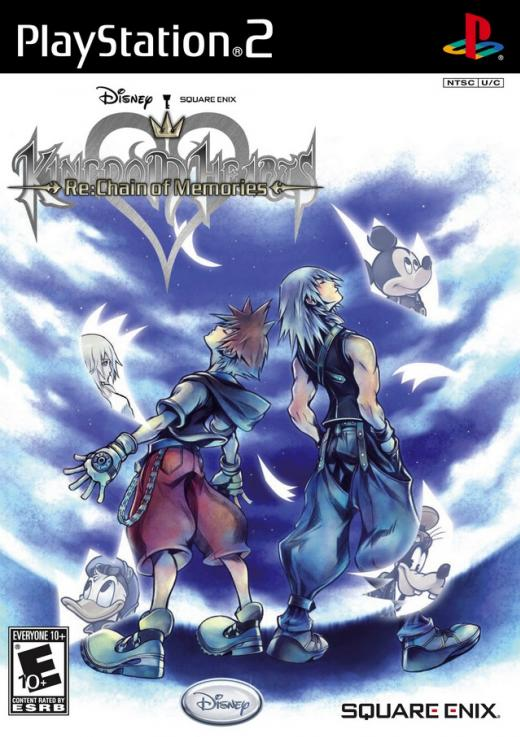 Kingdom Hearts Re Chain of Memories