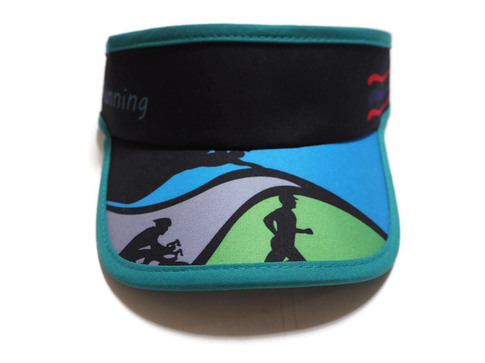 หมวก visor รุ่น LN Sport elastic visor light weight