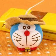 ที่ห้อยมือถือ Doraemon รุ่น Space Pioneer ใช้สำหรับห้อยมือถือ หรือห้อยกระเป๋าก็น่ารักค่ะ