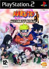 Naruto Ultimate Ninja 1