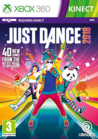 Just Dance 2018 (XGD3)(Burner Max)[Kinect]