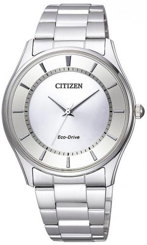นาฬิกาข้อมือผู้ชาย Citizen Eco-Drive รุ่น BJ6481-58A, Sapphire Elegant