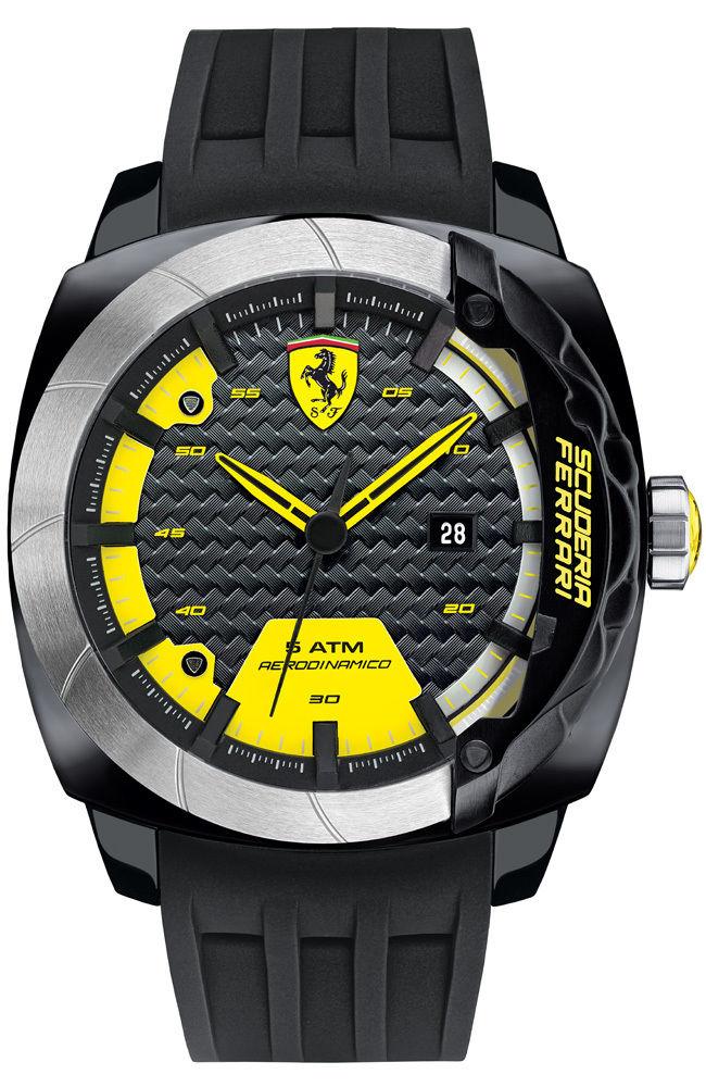 นาฬิกาผู้ชาย Ferrari รุ่น 0830204, Aerodinamico