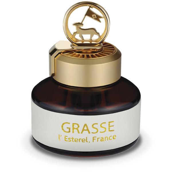 น้ำหอมในรถยนต์ เซตหรูหรา กลิ่น GRASSE L'ESTEREL - ไวท์มัค