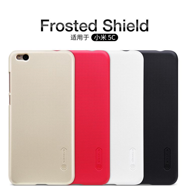 เคส Xiaomi Mi 5c Nilkin Super Frosted Shield (ฟรี ฟิล์มกันรอยใส)