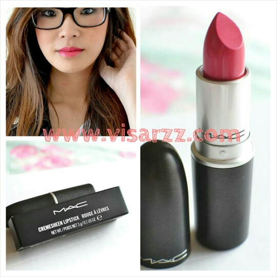 MAC Creamsheen Lipstick # Speak Louder