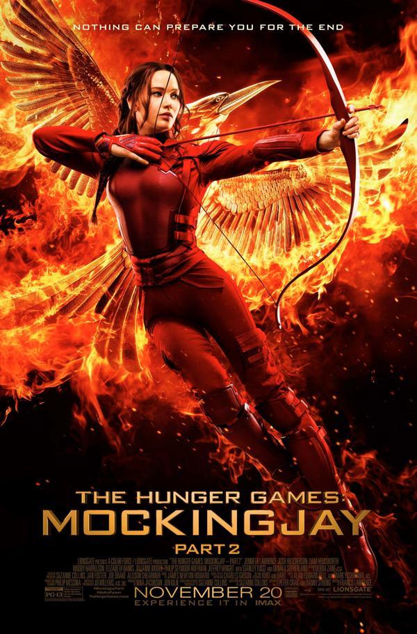 The Hunger Games: Mockingjay Part 2 เกมล่าเกม ม็อกกิ้งเจย์ พาร์ท 2 (DVD Master) 1 แผ่นจบ (พากย์ไทย/อังกฤษ/ซับไทย) - baan-maew : Inspired by LnwShop.com