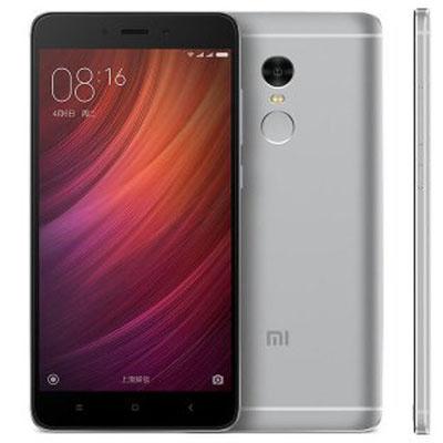 (เครื่องศูนย์ไทย)Xiaomi Redmi note 4 จอ 5.5 นิ้ว แรม 4 รอม 64GB (สีเทาดำ)