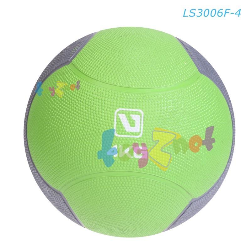 Liveup ลูกบอลน้ำหนัก 4 กก. รุ่น LS3006F-4