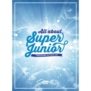 "[PRE-ORDER] Super Junior - All About Super Junior ""TREASURE WITHIN US"" (6DVD)"