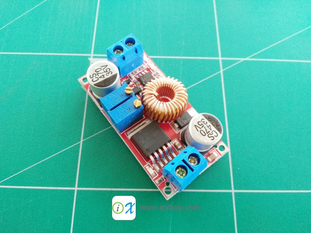 5A DC to DC CC/CV Step Down Module Lithium Charger