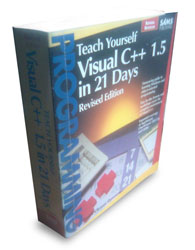 Teach Yourself Visual C++ 1.5 in 21 Days