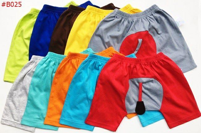 กางเกงก้นบานมีหาง ( แพค 5 ตัว)