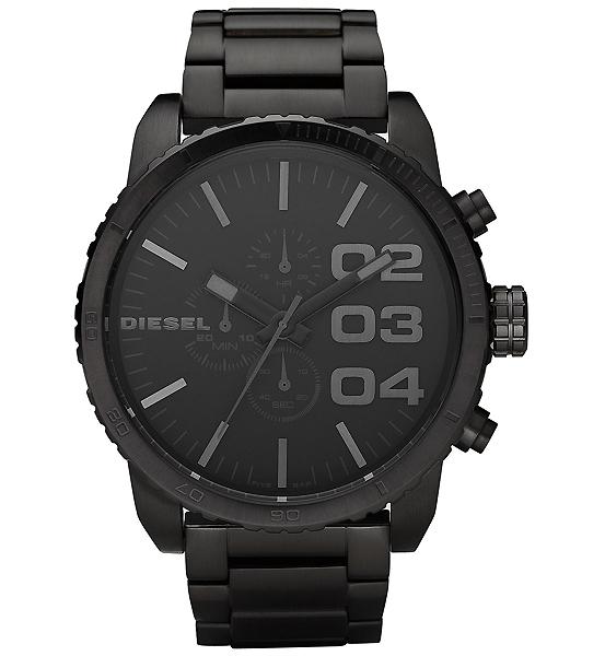 นาฬิกาข้อมือ ดีเซล Diesel Men's XL Franchise Chronograph Watch รุ่น DZ4207