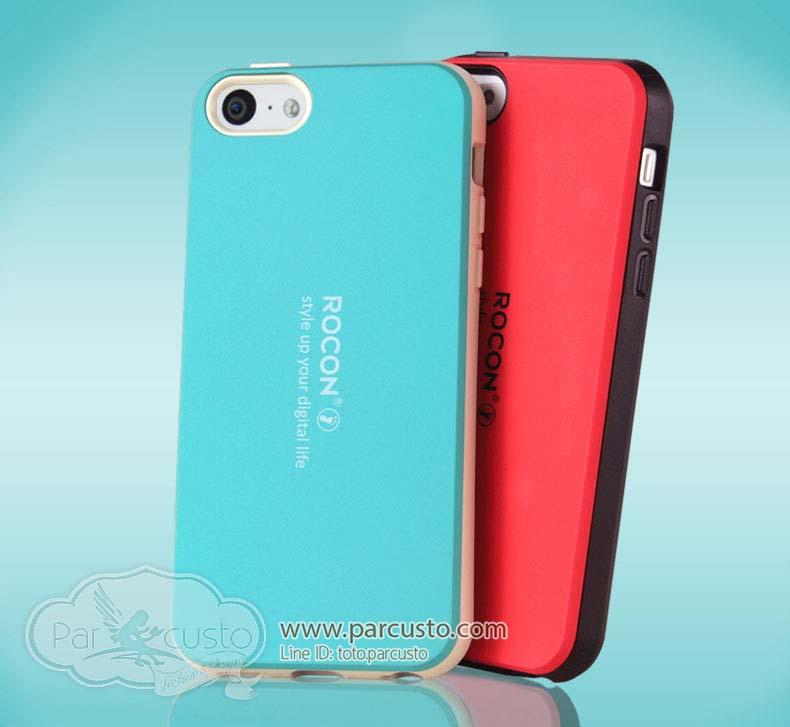 เคสกันกระแทก Apple iPhone 5c จาก ROCON [หมด]