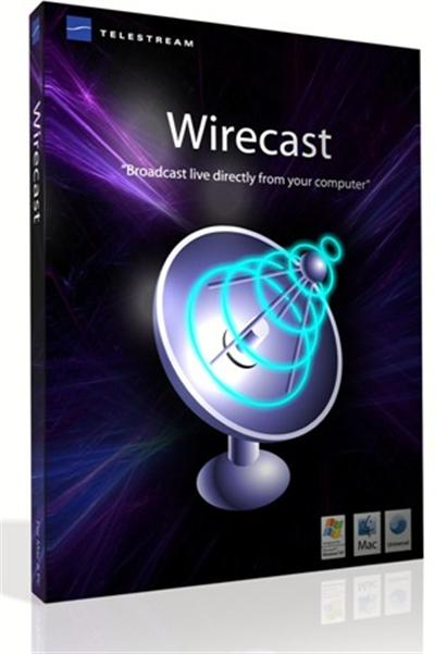 Teletream Wirecast Pro 6 - Mac/Win
