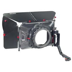 CAMTREE-MB-20 CF Swing Away wide angle Carbon Fiber Matte Box (C-MB-20-CF)