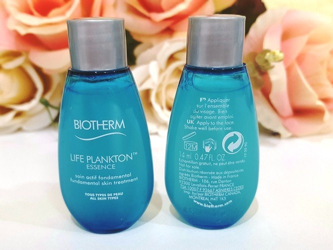 Biotherm Life Plankton Essence 14ml. ขนาดทดลอง