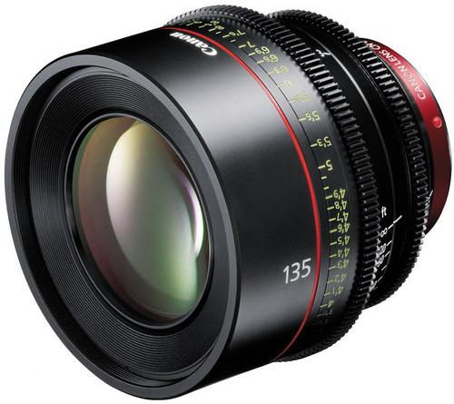 Canon CN-E 135 T2.2 L F Cine Lens - EF Mount (สอบถามราคาพิเศษ 086-888-6534)