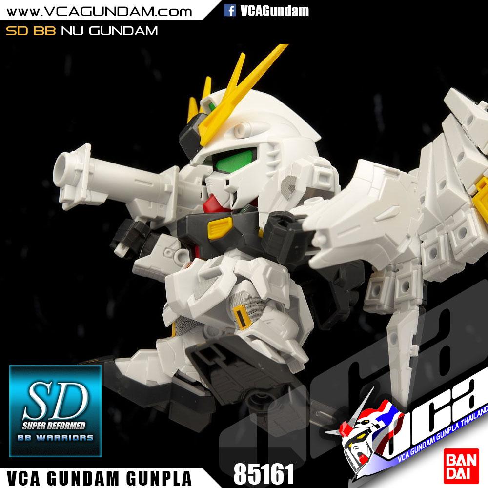 SD BB387 NU GUNDAM นู กันดั้ม