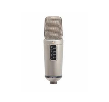 "NT2-A Multi-Pattern Dual 1"" Condenser Microphone"
