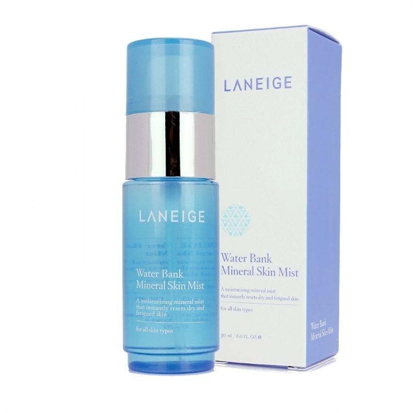 Laneige Water Bank Mineral Skin Mist 30ml.