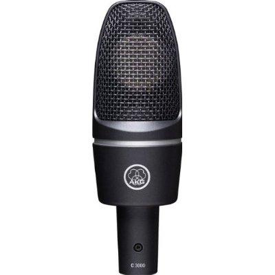 AKG C3000 Multi Purpose Studio Vocal/Instrument Microphone