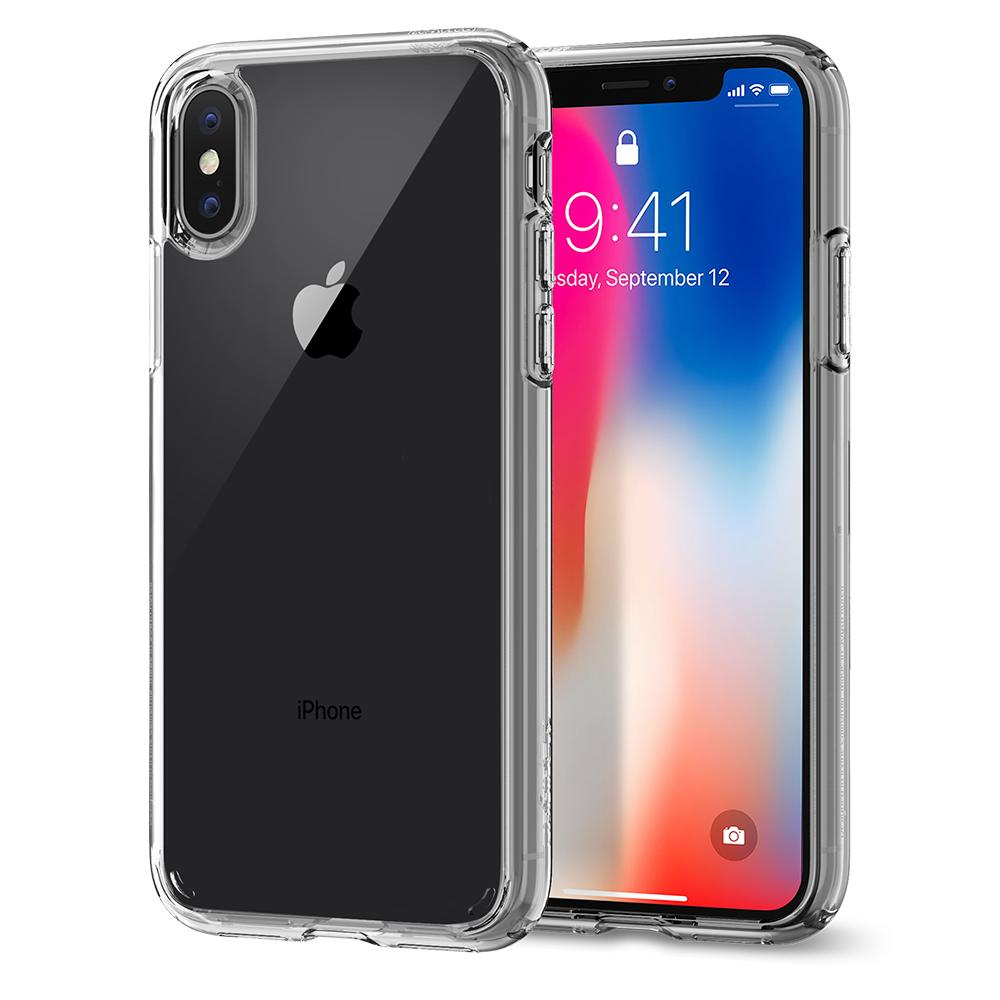 เคสใส SPIGEN Ultra Hybrid iPhone X