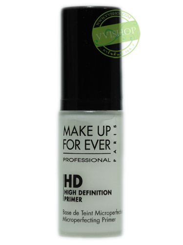 Make Up For Ever HD High Definition Microperfecting Primer 5 ml. # 0 Neutral Primer เนื้อบางเบา oil free HD สูตรพิเศษ *พร้อมส่ง*