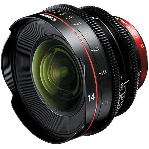 Canon CN-E 14mm T3.1 L F Cine Lens - EF Mount (สอบถามราคาพิเศษ 0868886534)