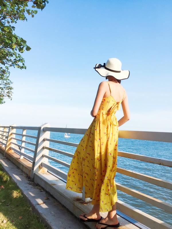 รีวิวชุดเที่ยวทะเลสวยๆ