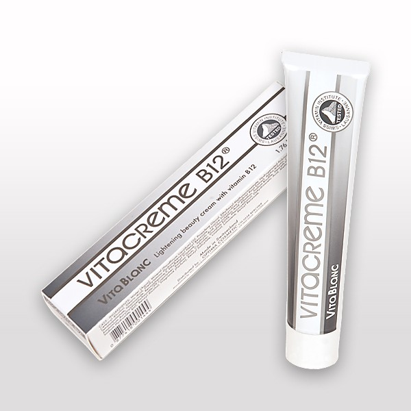 Vitacreme B12 Vita Blanc Lightening Beauty Cream 50 ml.