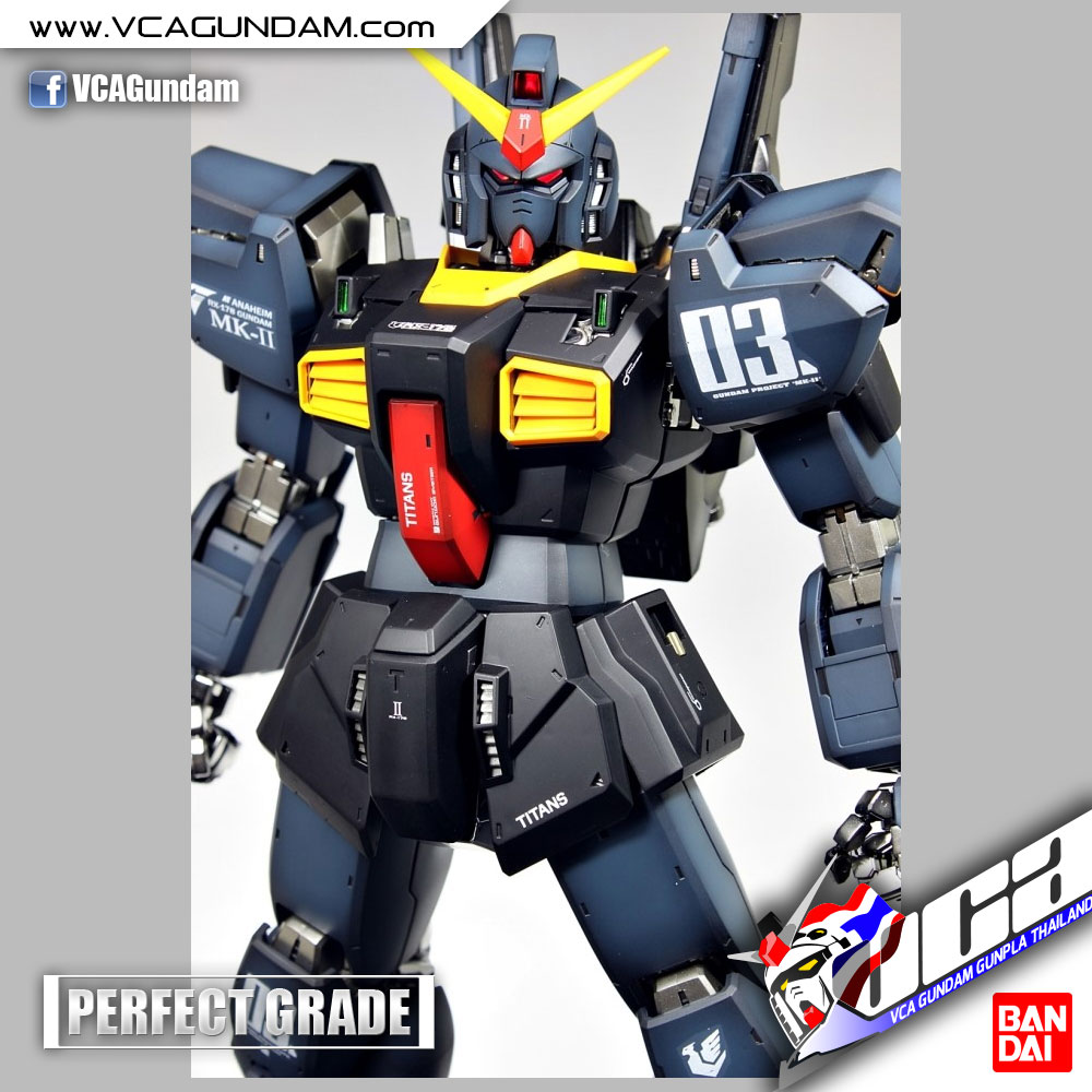 PG GUNDAM MK 2 TITANS